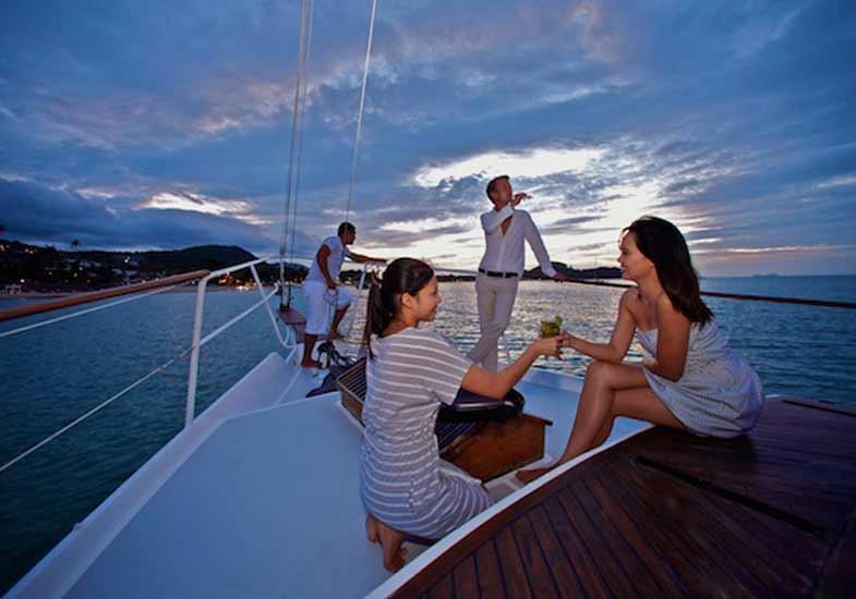 Sunset Cruise - Cruise in Dubai