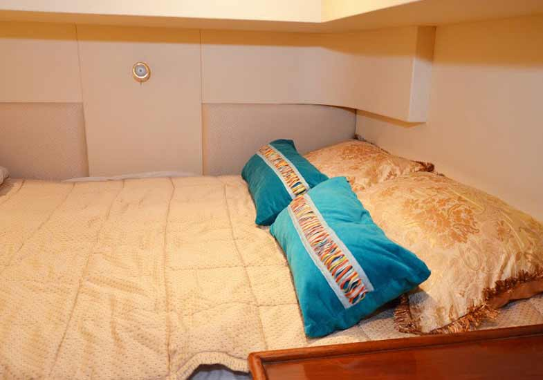 Beautiful 42 Feet Yacht Bedrooms in Dubai