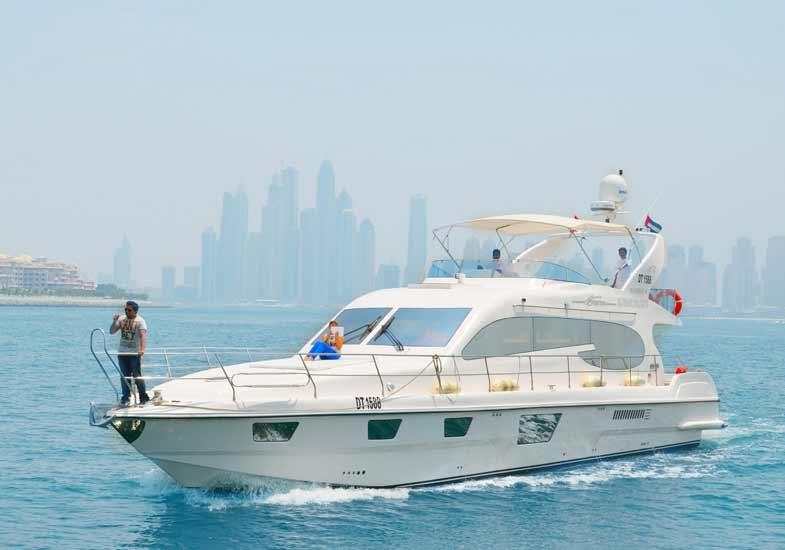 Luxury 70 Feet Caribbean Sailing Yachts in Dubai