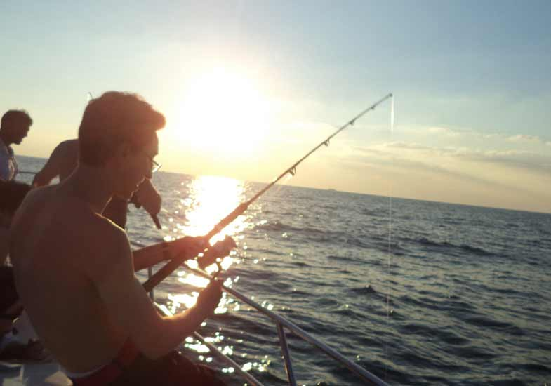 Sea Hunters Deep Sea Fishing Dubai