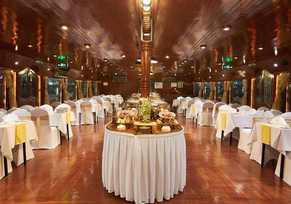Dhow Cruise Dubai - Cruise in Dubai