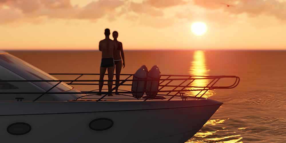 Sunset Yacht Cruise