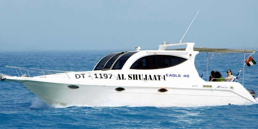 Vacation on a 37 feet Luxury Yacht