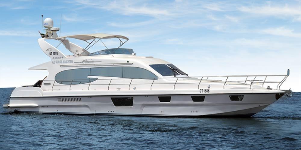 Luxury 70 Feet Yacht