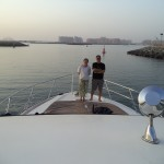 sunset cruise in dubai