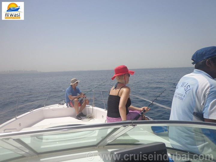 Enjoy Fishing Trip- CruiseinDubai.com